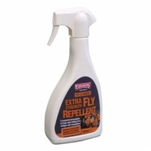 Репеллент EQUIMINS, FLY REPELLENT EXTRA STRENGTH (500 мл)