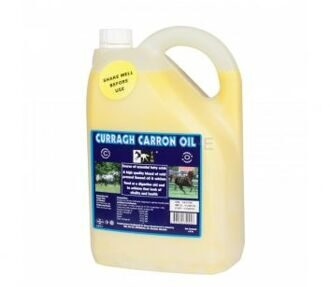 Подкормка TRM, CURRAGH CARRON OIL (4,5 л)