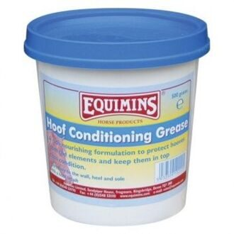 Мазь д/копыт EQUIMINS, HOOF CONDITIONING GREASE (500 гр)